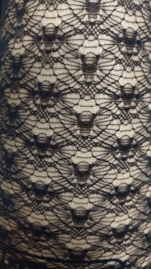 "Zeķbikses ""Ventagli Crochet"""