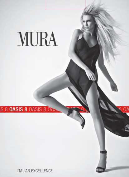 Zeķbikses Oasis 8 den MURA