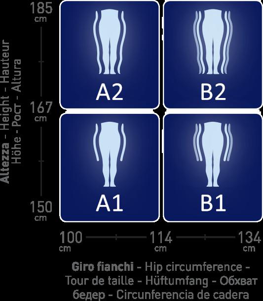 Zeķbikses ar punktu rakstu ROMANTIC 15 POIS den Personal Size