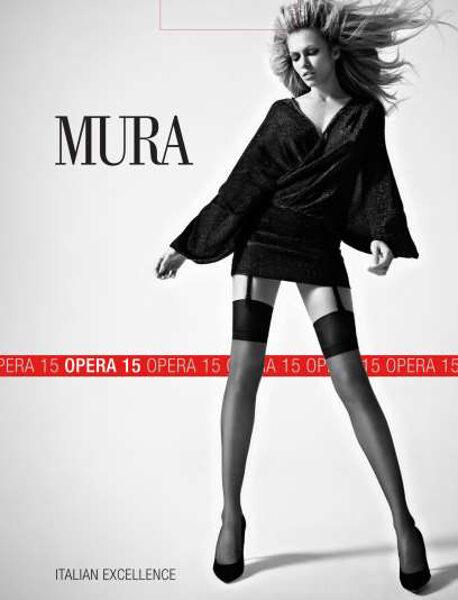 Garās zeķes Opera 15 den MURA